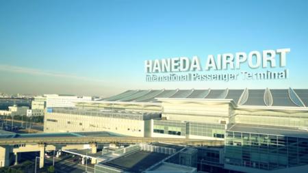 Haneda Airport Jepang