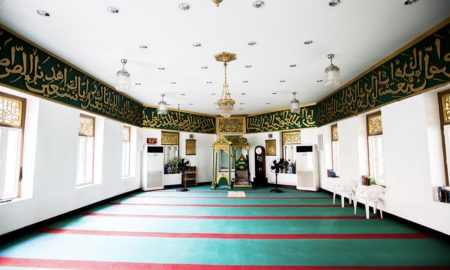 Haroon Mosque Bangkok Thailand