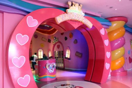 Hello Kitty Town Johor Bahru Malaysia