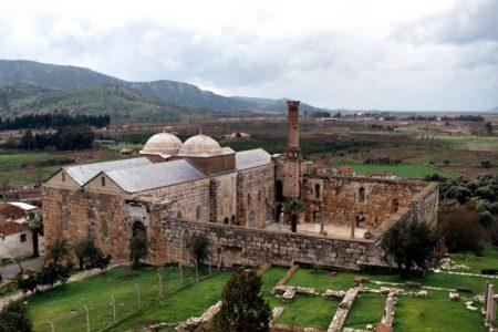 Isa Bey Mosque Turki