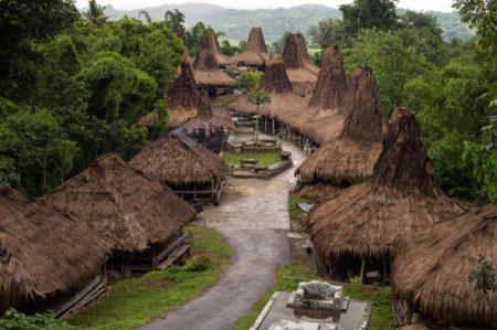 Kampung Praijing Sumba