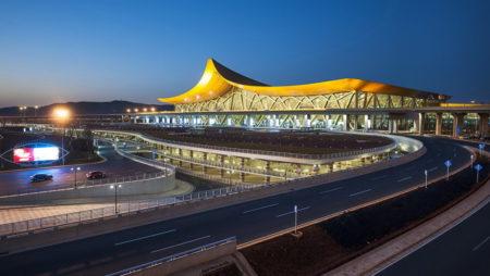 Kunming Changshui Airport China
