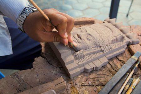 Le Artisan D'Angkor Kamboja