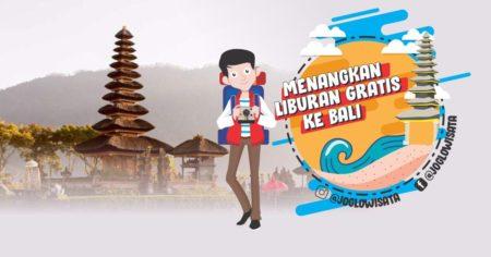 Liburan Gratis Bali Joglo Wisata