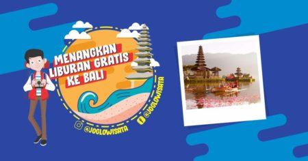 Liburan Gratis Ke Bali