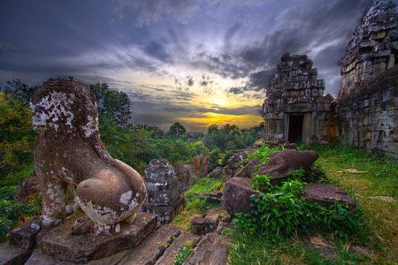 Phnom Bakheng Kamboja