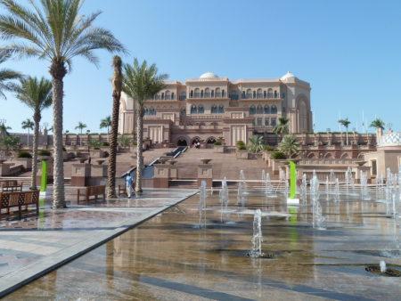 Presidential Palace Abu Dhabi