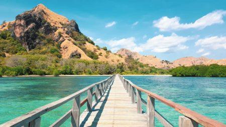 Pulau Manjarite Labuan Bajo