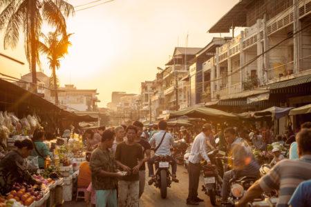 Russian Market Kamboja