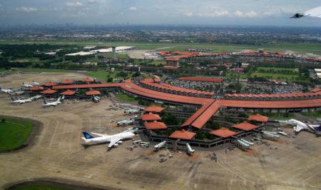 Soekarno Hatta Airport Jakarta