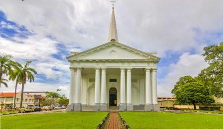St George Church Penang Malaysia