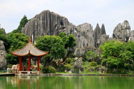 Stone Forest Kunming China