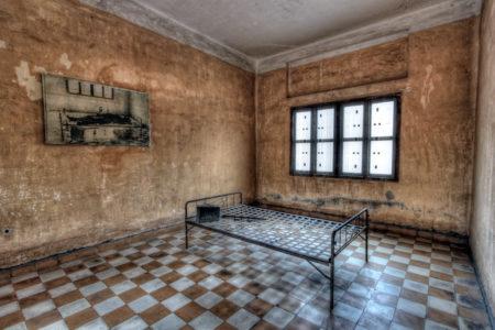 Tuol Sleng Museum Kamboja