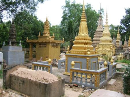 Wat Thmey Kamboja