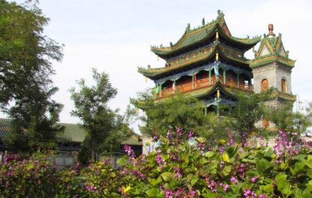 Yongning Mosque Kunming China