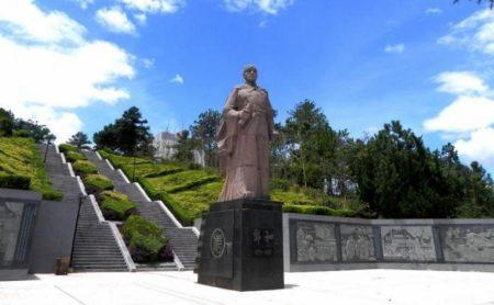 Zhenghe Park Kunming China