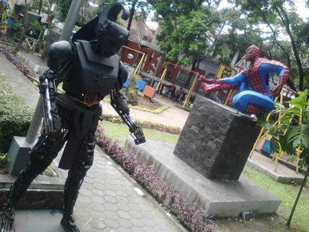 Taman Superhero Andung