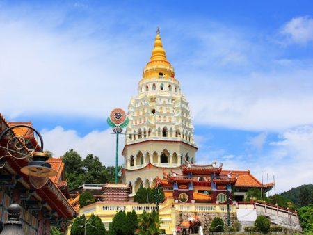 Kek Loh Si Temple Penang Malaysia