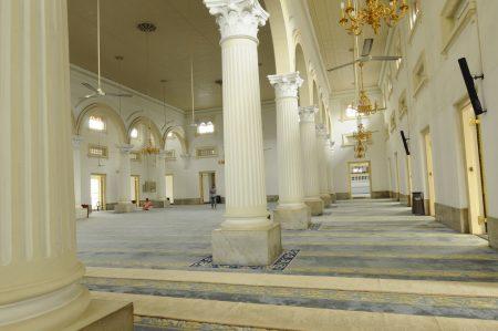 Masjid Sultan Abubakar Johor Bahru Malaysia